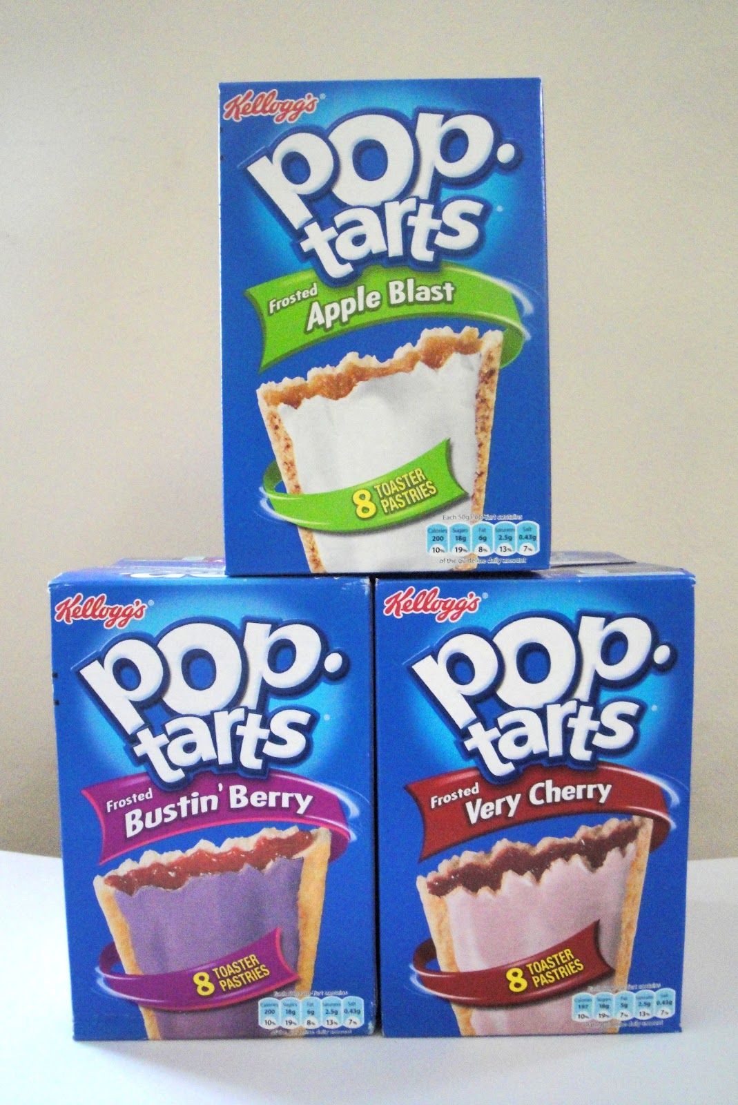 Grocery Gems: New Kellogg's Pop Tarts Range at Asda