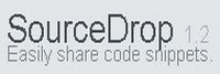 SourceDrop code-sharing app for Mac