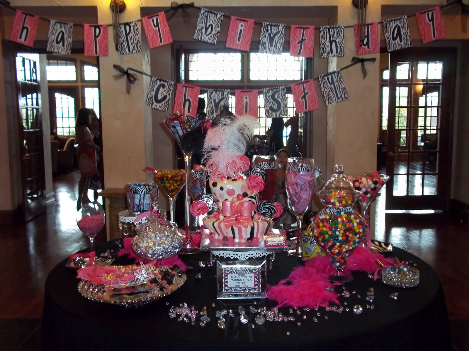 Top 30th Birthday Party Ideas 1600 x 1200 · 273 kB · jpeg