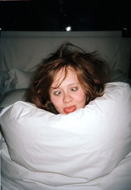 Ex novio de Adele publicó fotos íntimas de la cantante (FOTOS)