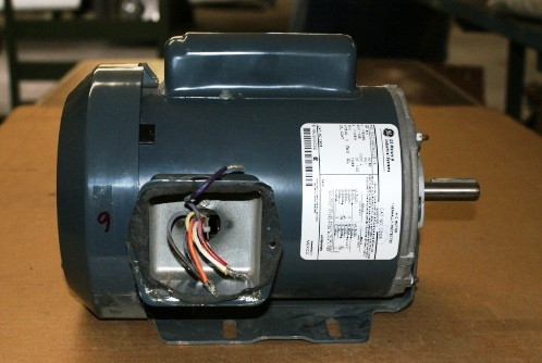 Ac Motor General Electric Ac Motor Kit Picture