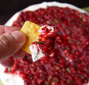 ... Mama: Thanksgiving Appetizers: Cranberry Salsa & Cranberry Brie Bites