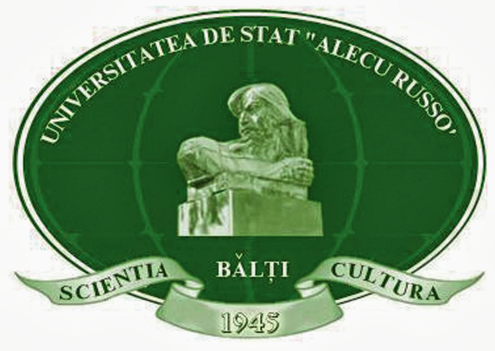 """Universitatea de Stat """"Alecu Russo"""" din Bălţi"""