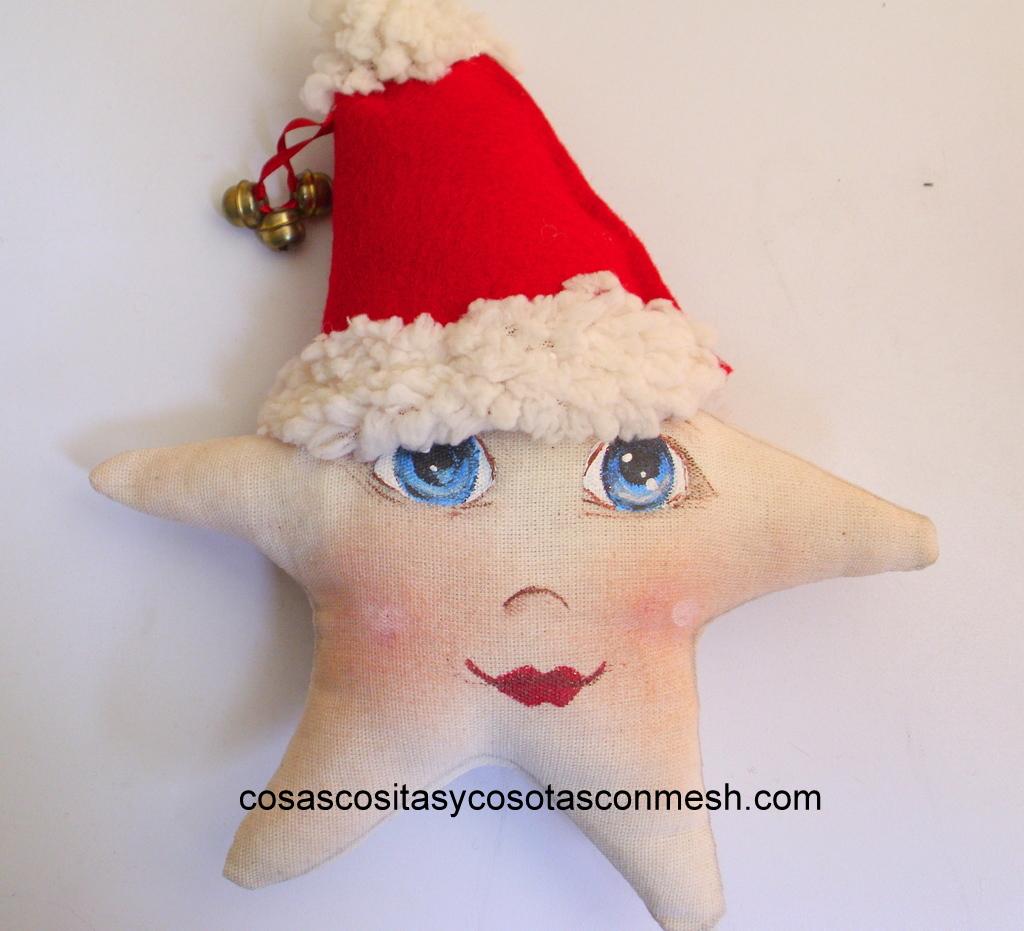 Adornos navide os para hacer en casa cositasconmesh - Adornos navidenos para hacer en casa ...
