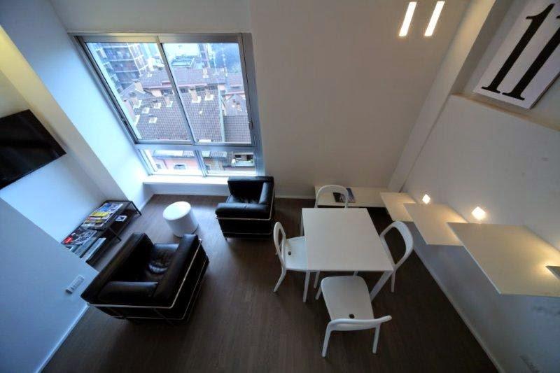 Interior relooking: 30 mq di comfort: come ristrutturare un monolocale