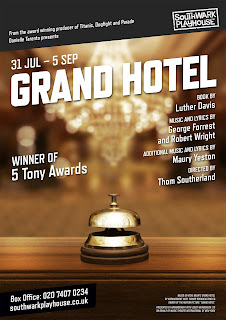Grand Hotel @ The Southwark Playhouse