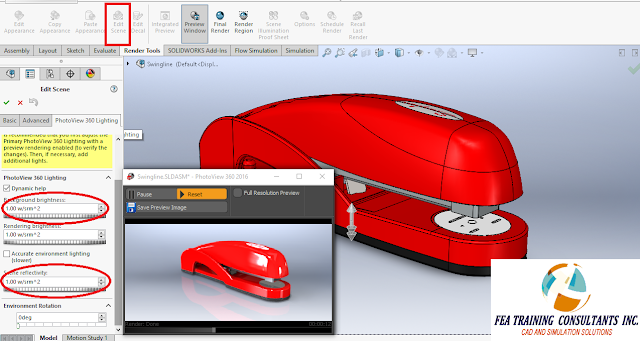 photoview 360 solidworks
