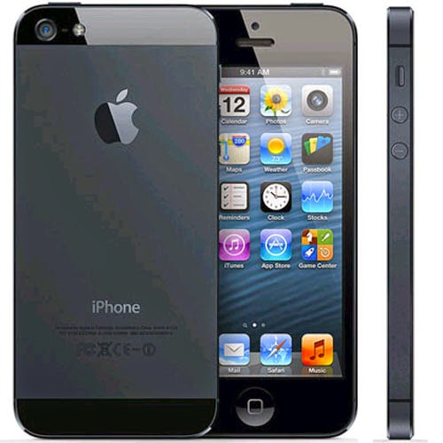 spesifikasi iphone 5 32 gb