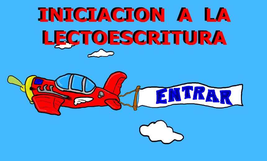 PROGRAMA DE LECTOESCRITURA