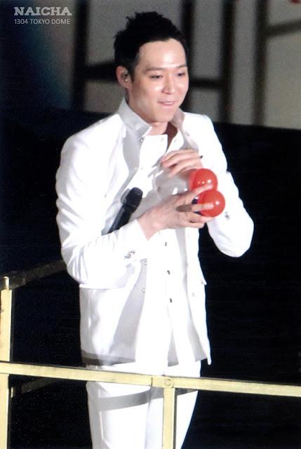 Yoochun Tokyo Dome Konser 13