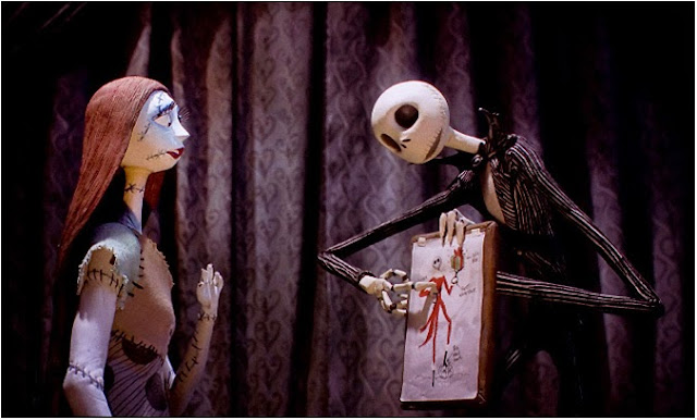As the new host of Project Runway, Sally finds all the contestants' ideas for holiday fashion lines to be so fucking hideous she'd rather tear her arm off and donate it to a shitty kids' puppet theater production of Spider-Man: Turn Off the Dark than have to see any more ideas.
