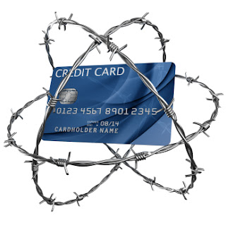 Credit card or ATM card  for online payment.