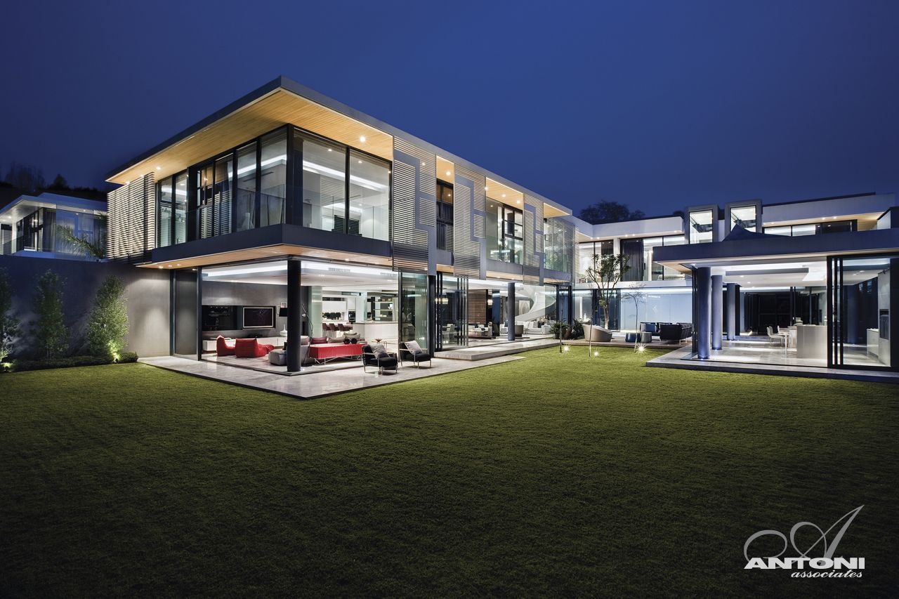 Dream Homes In South Africa 6th 1448 Houghton By Saota