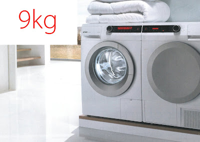 The New Gorenje Washing Machine And Tumble Dryer Have A Remarkable