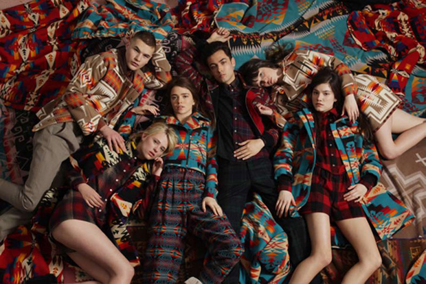 the fashion partizan   pendleton