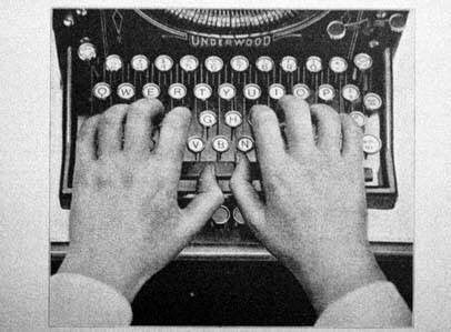 Màquina d'escriure Underwood, 1874