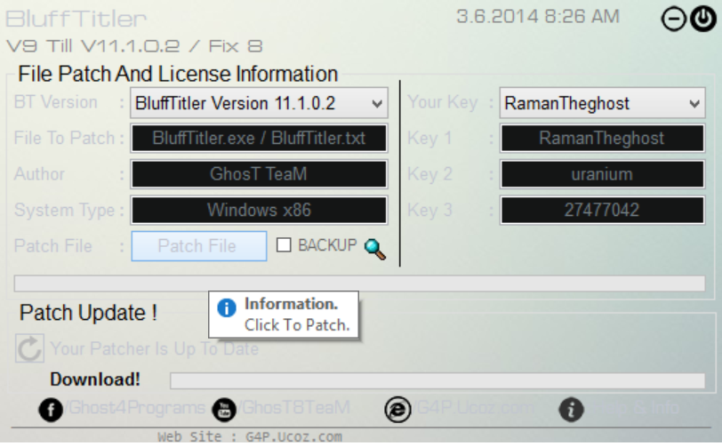 BluffTitler 13.7.0.2 Full + Crack Free Download - Fileziper