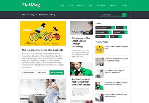 FlatMag