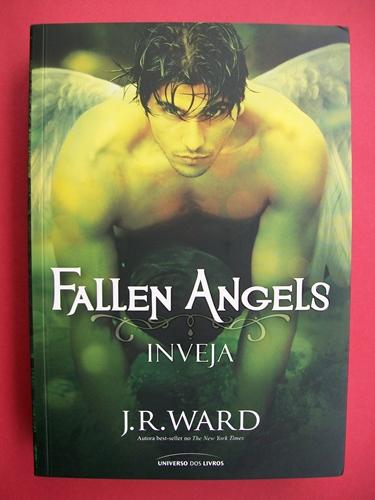 Inveja - Fallen Angels 3 - J.R. Ward