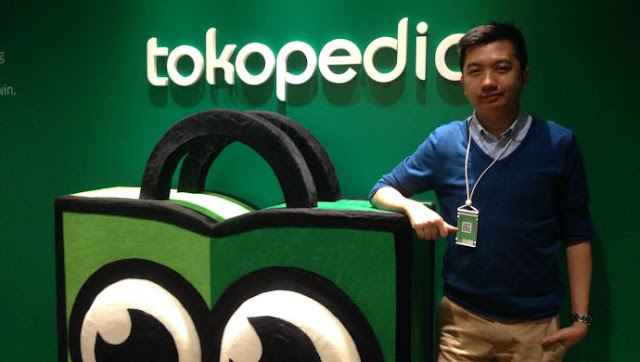 Biography William Tanuwijaya Founder of Tokopedia