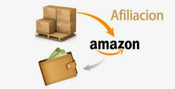 ganar dinero con un blog con Amazon