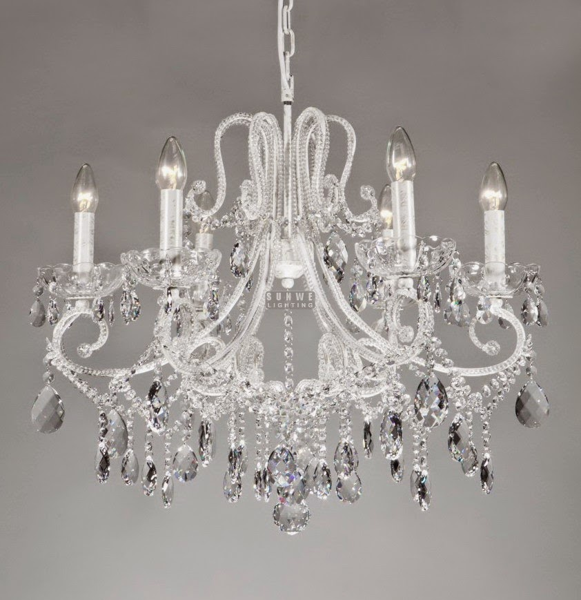 small crystal chandeliers for a teenager s bedroom