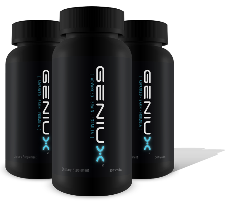 Geniux Brain Supplement