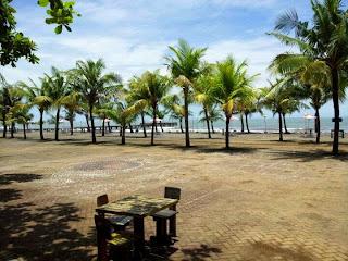 Pantai Akkarena Tempat Rekreasi Keluarga di Makassar