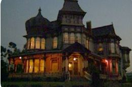 "Haunted Baleroy Mansion in Philadelphia, Pennsylvania is home of ""The death chair"""
