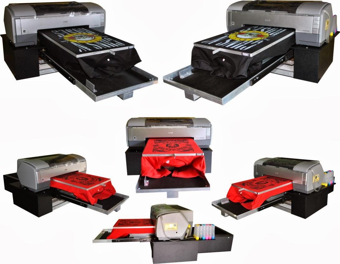 Produsen DTG Printer Dan Printer UV LED Murah Jogjakarta