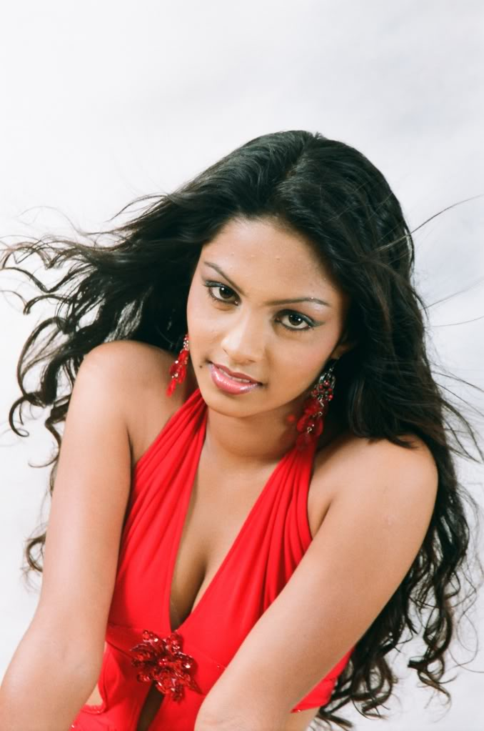 sri lankan actress: Shalani Tharaka