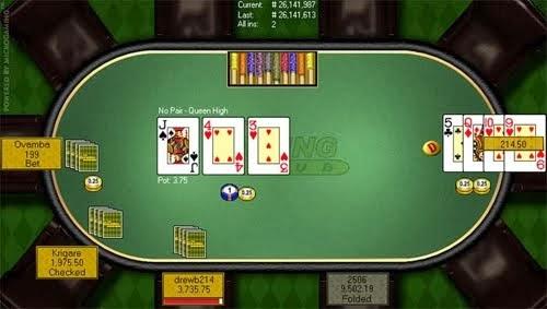 Instrucciones de como se juega al poker