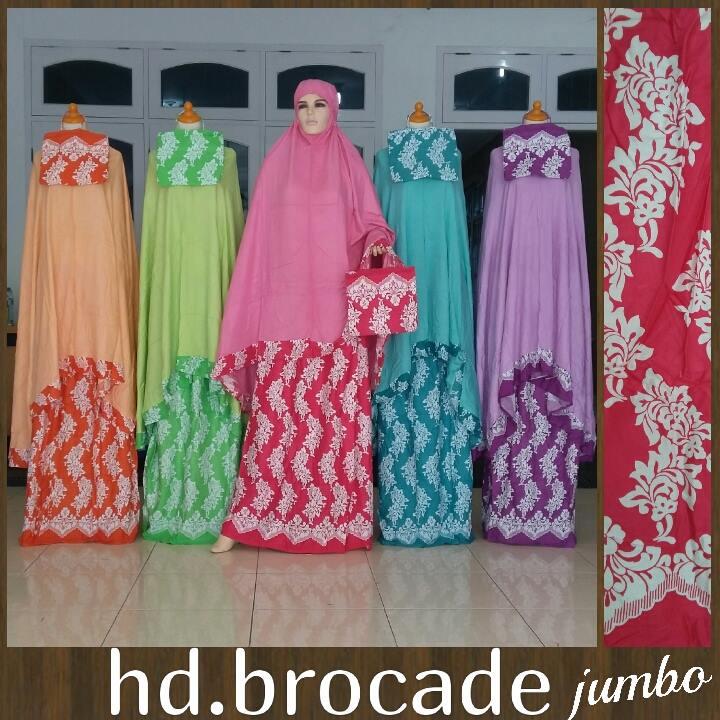 Mukena HD Brocade