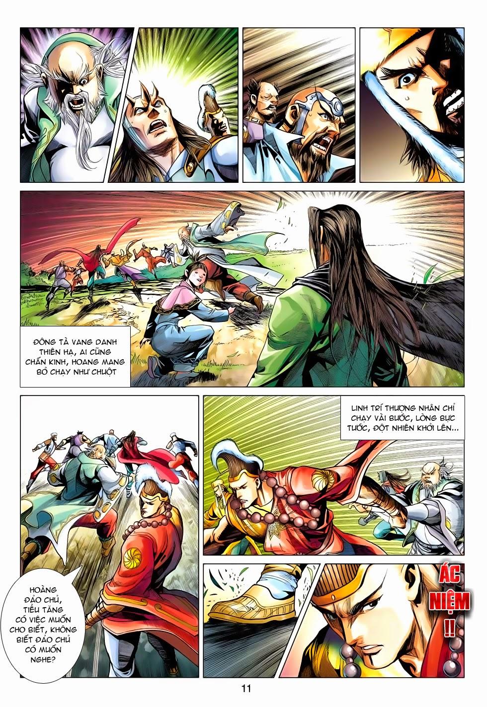 xem truyen moi - Anh Hùng Xạ Điêu - Chapter 60: Bi Ca Đương Khốc