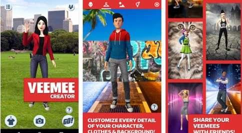 Aplikasi Untuk Membuat Animasi 3d Android