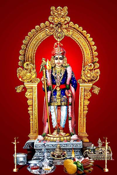 Dandayudhapani Swami Temple Palani