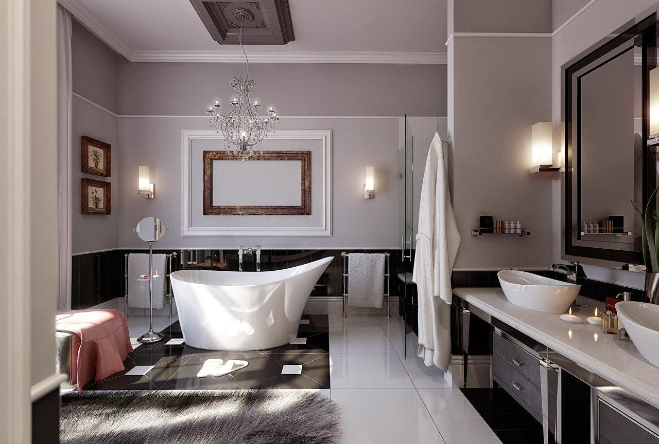The Best Luxury Bathroom Inspiration