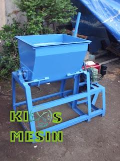 mesin mixer kompos