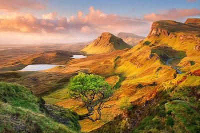 Paisaje en la Isla de Skye, Escocia. - Scotland landscapes - Skye Island