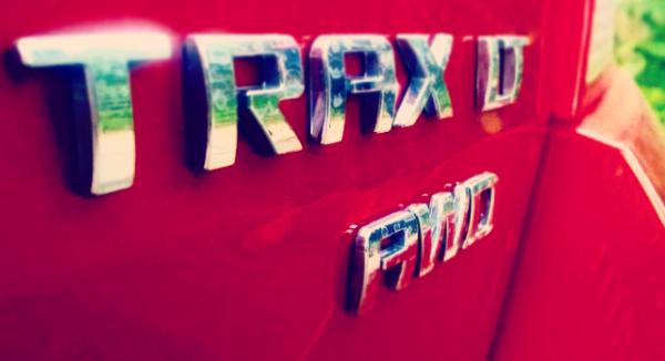 Chevrolet Trax GM Canada