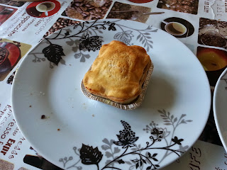 Tesco vegetable pie review