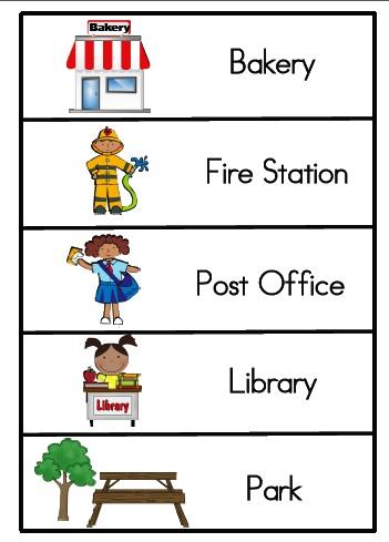 kindertrips: Community Helpers Literacy Unit