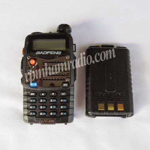 Baofeng UV-5R Dual Band