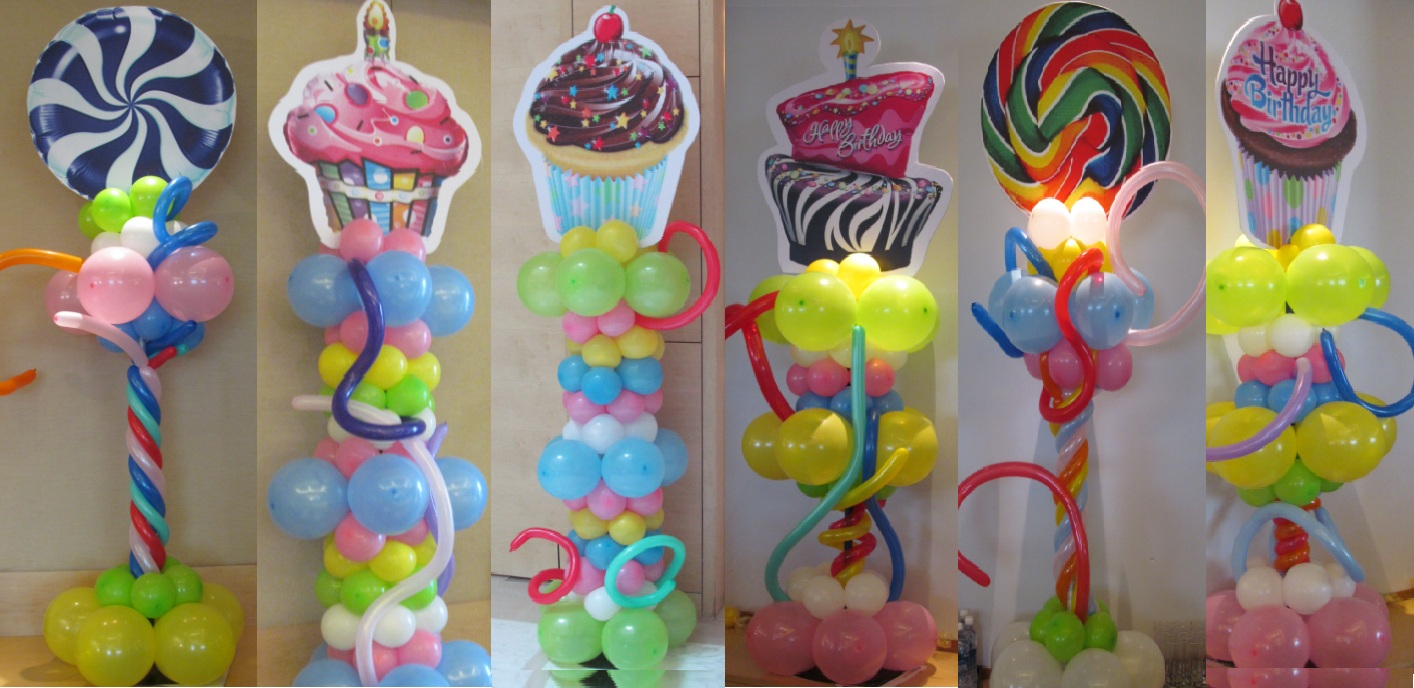 Candyland Baby Shower Party Theme ...