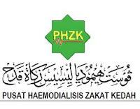 Jawatan Kerja Kosong Pusat Haemodialisis Zakat Kedah logo