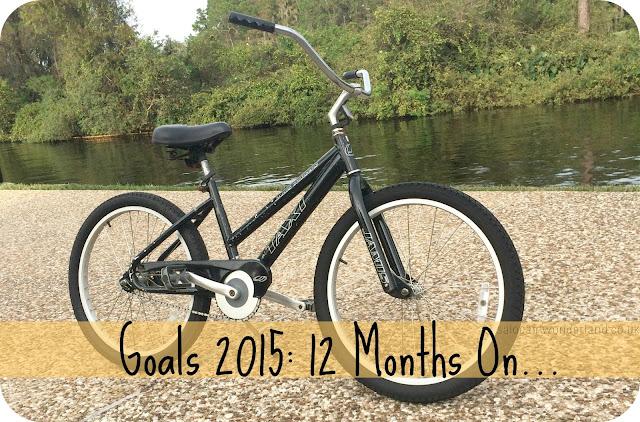 goals 12 months on