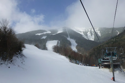 Whiteface Mountain, January 20, 2013.