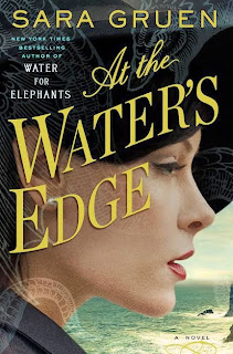 At the Water's Edge by Sara Gruen book cover