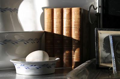 Inred med böcker
