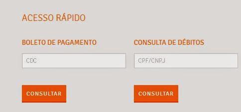 Página para consulta a 2 via Energisa Sergipe e imprimir